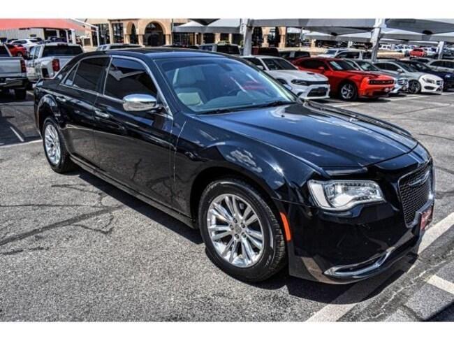 Used 2016 Chrysler 300C Base Sedan San Angelo, TX