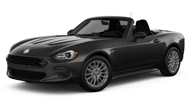 New 2019 FIAT 124 Spider CLASSICA Convertible San Angelo, TX