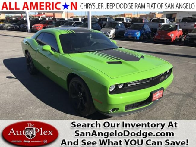 Used 2017 Dodge Challenger R/T Coupe San Angelo, TX