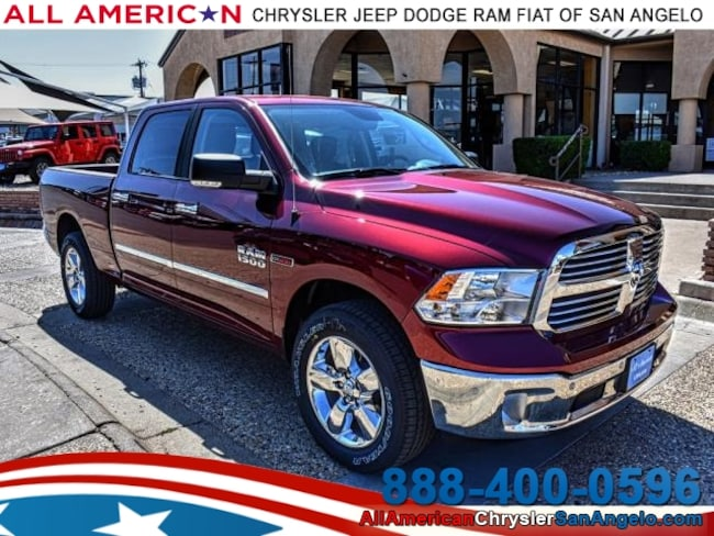 New 2018 Ram 1500 BIG HORN CREW CAB 4X4 6'4 BOX Crew Cab San Angelo, TX