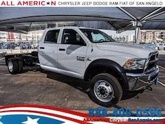 2018 Ram 4500 Chassis Tradesman/SLT/Laramie Truck Crew Cab San Angelo, TX
