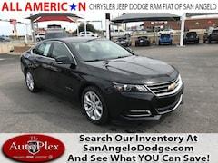Used 2018 Chevrolet Impala LT w/1LT Sedan San Angelo, TX