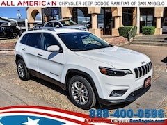 New 2019 Jeep Cherokee LATITUDE PLUS FWD Sport Utility For sale in San Angelo, TX