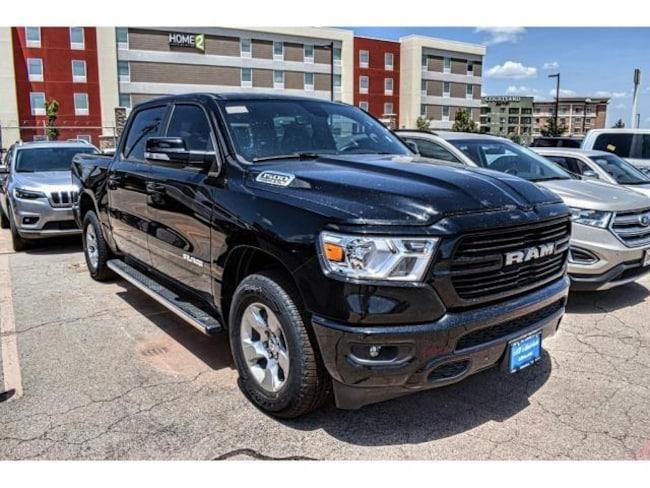 New 2019 Ram 1500 BIG HORN / LONE STAR CREW CAB 4X4 5'7 BOX Crew Cab San Angelo, TX