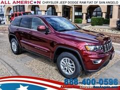 New 2018 Jeep Grand Cherokee LAREDO 4X2 Sport Utility San Angelo, TX