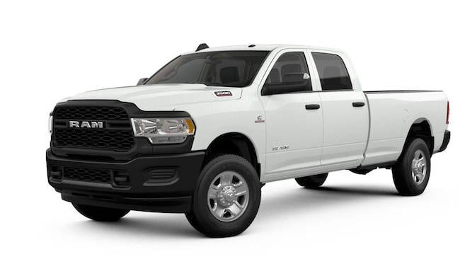 New 2019 Ram 3500 TRADESMAN CREW CAB 4X4 8' BOX Crew Cab San Angelo, TX