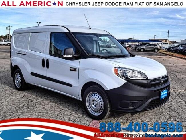 New 2018 Ram ProMaster City TRADESMAN CARGO VAN Cargo Van San Angelo, TX