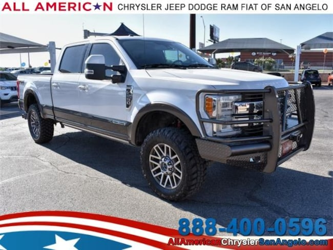 Used 2017 Ford F-250 Truck Crew Cab San Angelo, TX