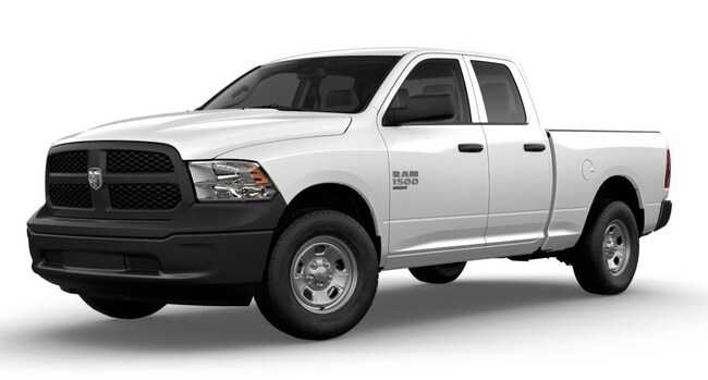New 2019 Ram 1500 CLASSIC TRADESMAN QUAD CAB 4X2 6'4 BOX Quad Cab San Angelo, TX