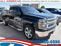 Used 2014 Chevrolet Silverado 1500 LT Truck Double Cab San Angelo, TX