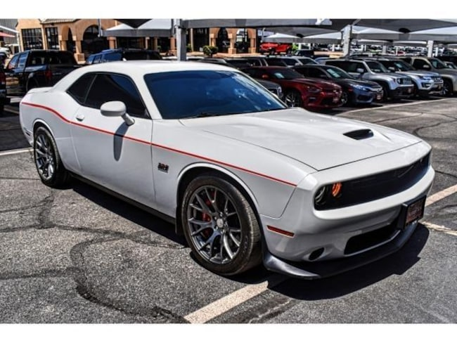 Certified Pre-Owned 2015 Dodge Challenger SRT 392 Coupe San Angelo