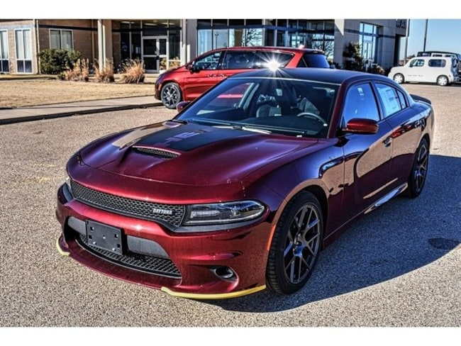 New 2019 Dodge Charger R T Rwd For Sale Lubbock Tx
