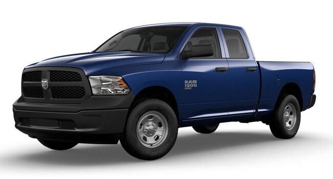 New 2019 Ram 1500 CLASSIC TRADESMAN QUAD CAB 4X2 6'4 BOX Quad Cab Midland, TX