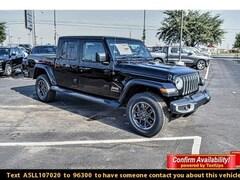 New 2020 Jeep Gladiator OVERLAND 4X4 Crew Cab Midland, TX