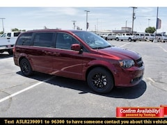 New 2020 Dodge Grand Caravan SE PLUS (NOT AVAILABLE IN ALL 50 STATES) Passenger Van Midland, TX