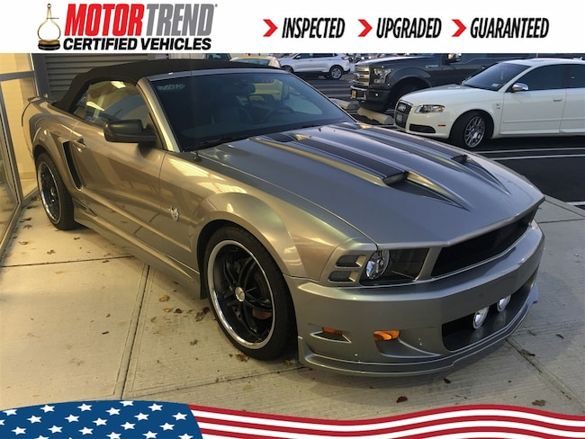 New 2009 Ford Mustang GT Premium Convertible for Sale in Hackensack, New Jersey