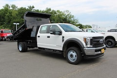 2019 Ford F-450 Chassis 9 FT 3-4 Yard Crew Cab Truck Crew Cab