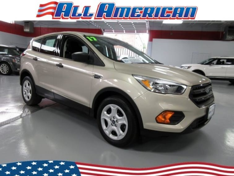 Certified Used 2017 Ford Escape S SUV 1FMCU0F73HUB11793 in Old Bridge, New Jersey