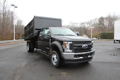 2019 Ford F-550 Chassis 12 FT Rugby Stakeless Body Super Cab Truck Super Cab