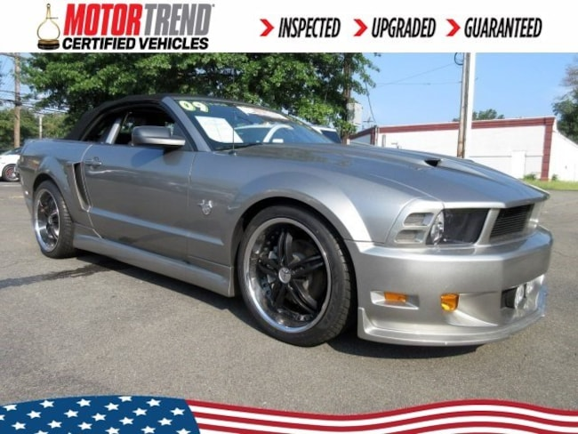 2009 Ford Mustang GT Premium Convertible
