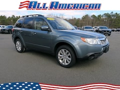 2013 Subaru Forester 2.5X Premium w/All-Weather Pkg SUV JF2SHADC8DH422862