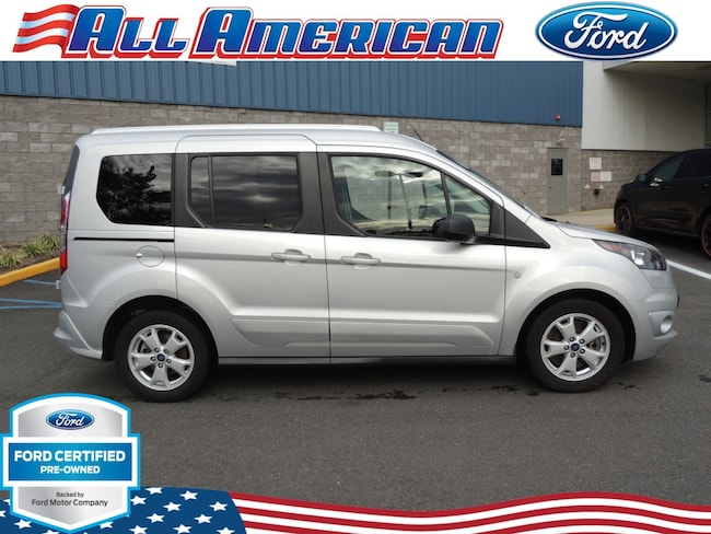 22c07a08c7 Used 2015 Ford Transit Connect For Sale at All American Auto Group ...
