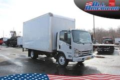 2018 Isuzu Dry Freight Box Isuzu NPR 16 FT Dura-Box Pro Body COMMERCIAL
