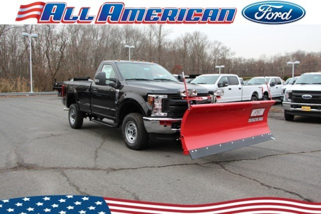 2019 Ford Plow Truck F250 4x4 Reg Cab 8 FT Western Snowplow Truck Regular Cab