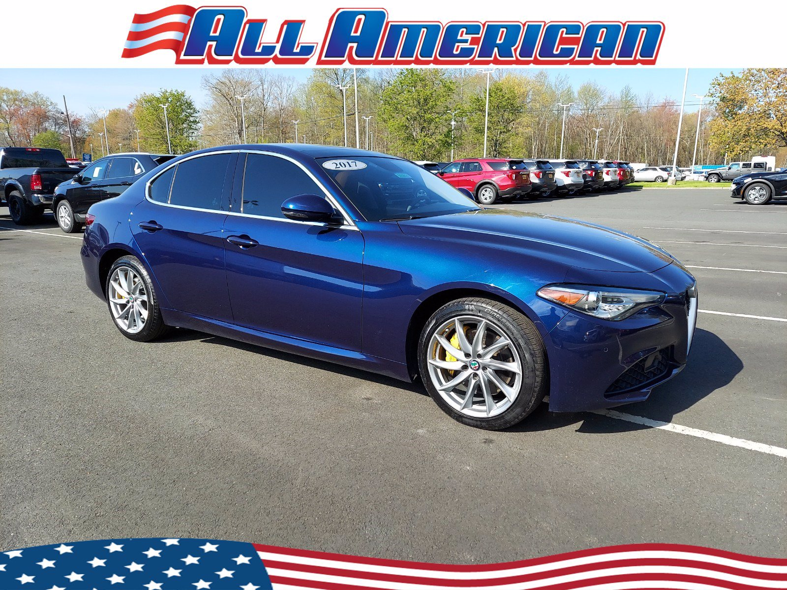 Used Alfa Romeo Giulia Old Bridge Township Nj