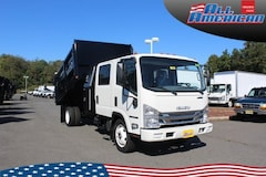 2018 Isuzu Landscape Dump 12 FT Rugby HD Stakeless Body COMMERCIAL