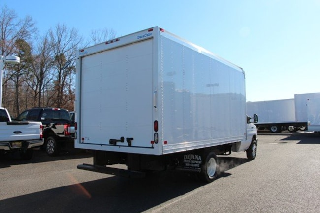 New 2019 Ford Dry Freight Box Truck E350 For Sale at All