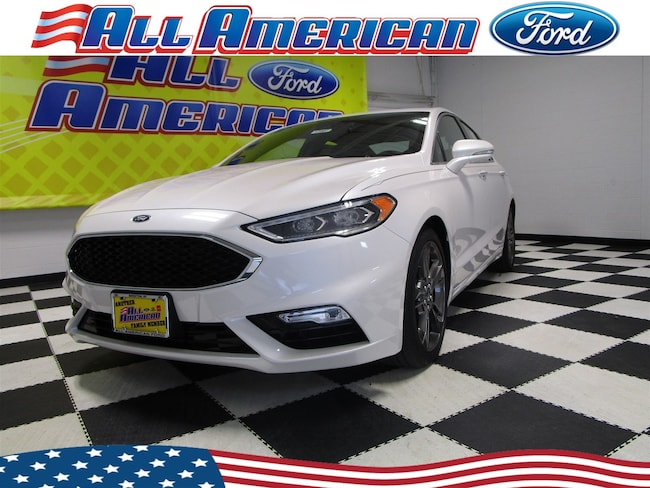 New 2017 Ford Fusion Sport Sedan for Sale in Hackensack, New Jersey