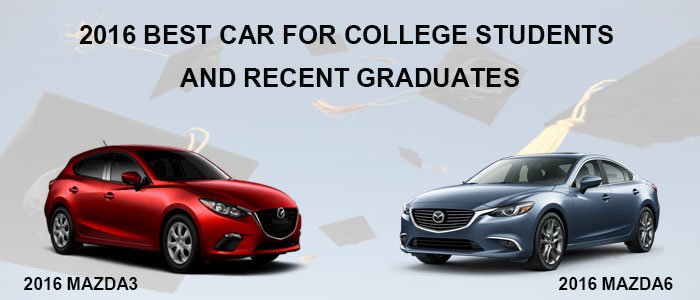 2016 Best Car For College Students And Graduates