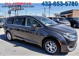 New 2018 Chrysler Pacifica TOURING PLUS Passenger Van Odessa, TX