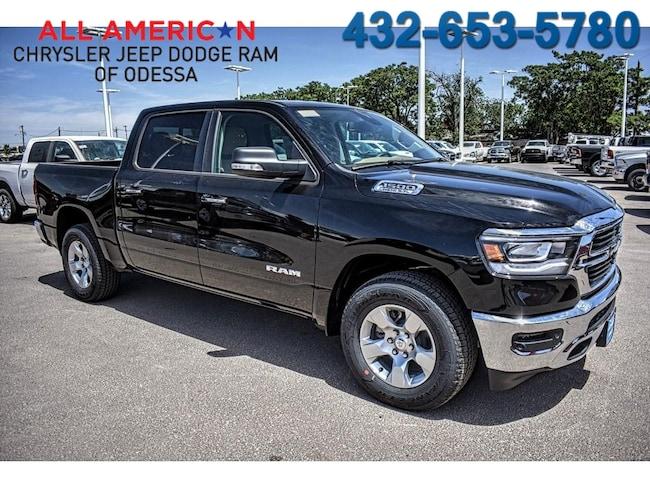 All American Dodge Odessa >> 2019 Ram 1500 BIG HORN / LONE STAR CREW CAB 4X2 5'7 BOX ...