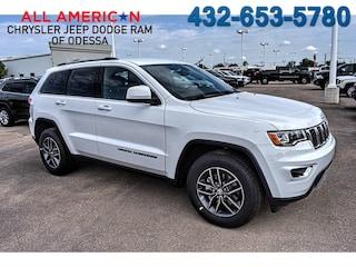 New 2018 Jeep Grand Cherokee LAREDO E 4X2 Sport Utility Odessa, TX