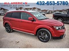 2018 Dodge Journey CROSSROAD Sport Utility Odessa, TX