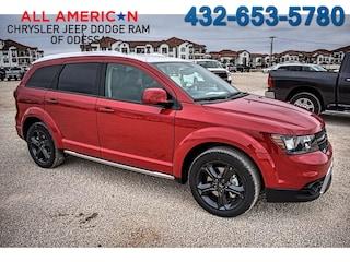 New 2018 Dodge Journey CROSSROAD Sport Utility Odessa, TX