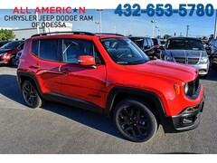 2018 Jeep Renegade ALTITUDE 4X2 Sport Utility Odessa, TX