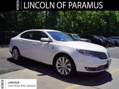 Used 2016 Lincoln MKS EcoBoost Sedan