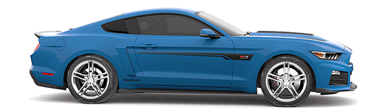 2017 Ford ROUSH Mustang