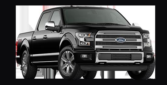 2017 Ford F-150 Platinum Truck