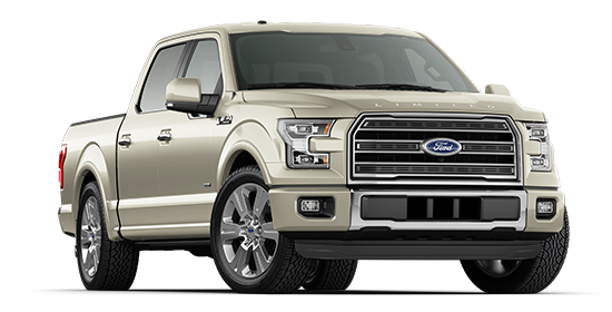 2017 Ford F-150 Limited Truck