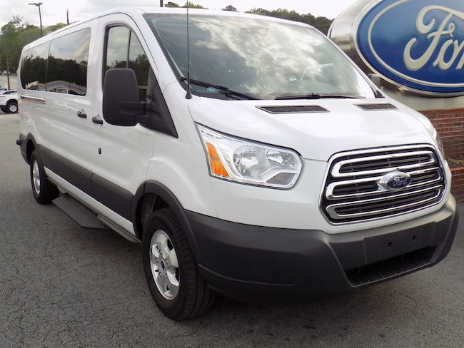 2018 Ford Transit Passenger Wagon XL Wagon