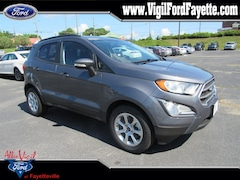 2018 Ford EcoSport SE Crossover For Sale in Fayetteville, GA