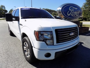 2012 Ford F-150 FX2 Crew Cab Short Bed Truck