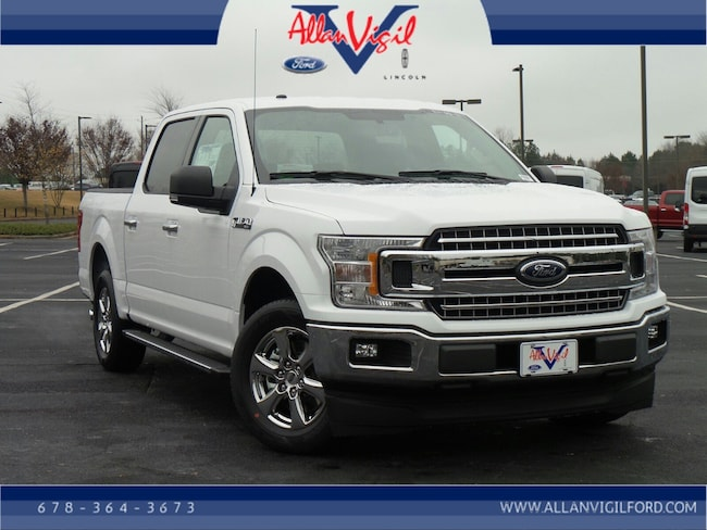 2018 Ford F-150 Truck SuperCrew Cab Morrow GA