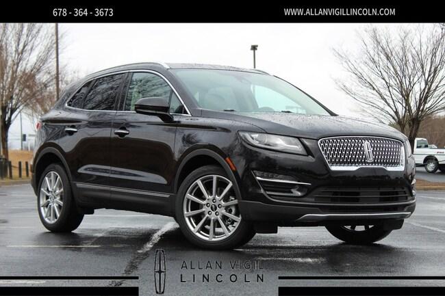 2019 Lincoln MKC Reserve SUV Morrow