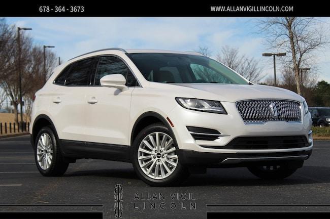 2019 Lincoln MKC Select SUV Morrow
