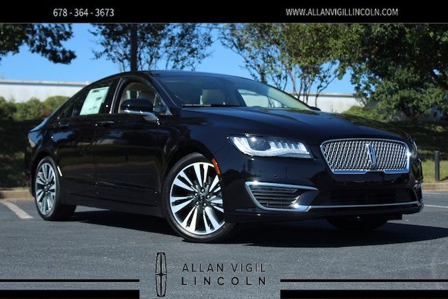 2019 Lincoln MKZ Reserve II Sedan Morrow